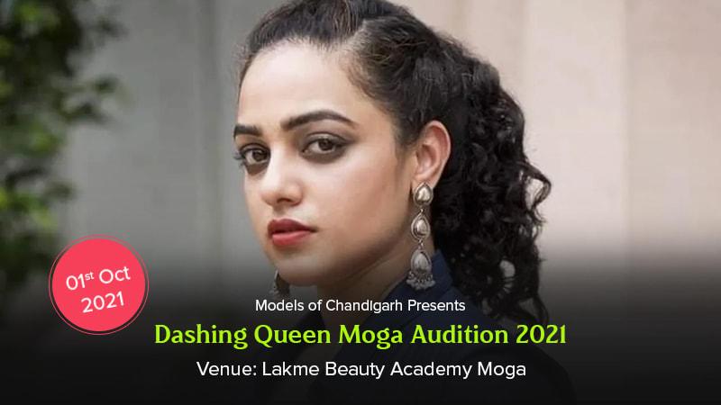 Dazzlerr :: Dashing Queen 2021 Moga Audition