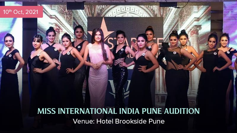 Dazzlerr :: Miss International India Pune Audition