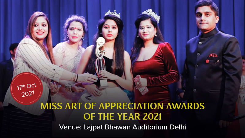 Dazzlerr :: Miss Art of Appreciation Awards of The Year 22021