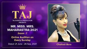 Dazzlerr :: MR. MISS. MRS. MAHARASHTRA - 2021 - SEASON-2