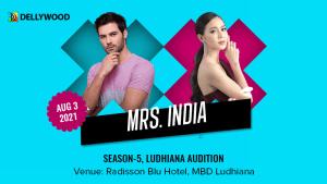 Dazzlerr :: Mrs. India Season 5 Ludhiana Audition