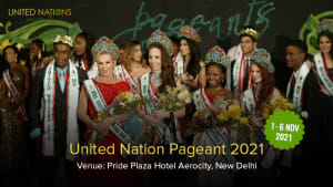 Dazzlerr :: United Nation Pageant 2021
