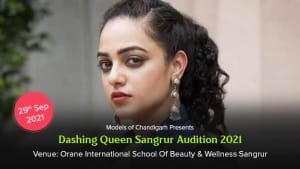 Dazzlerr :: Dashing Queen 2021 Sangrur Audition