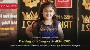 Dazzlerr :: Dashing Kids 2021 Sangrur Audition