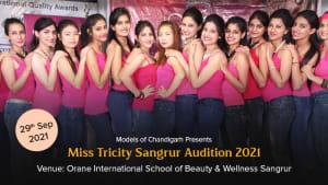 Dazzlerr :: Miss Tricity 2021 Sangrur Audition