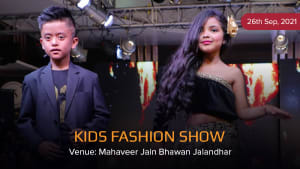 Dazzlerr :: Kids Fashion Show