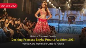 Dazzlerr :: Dashing Princess 2021 Bagha Purana Audition