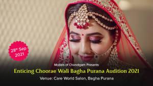 Dazzlerr :: Enticing Choorae Wali 2021 Bagha Purana Audition