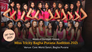 Dazzlerr :: Miss Tricity 2021 Bagha Purana Audition