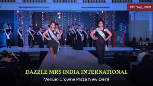 Dazzlerr :: Dazzle Mrs India International