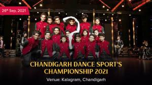 Dazzlerrr :: Chandigahr Dance Sprot's Championship 21