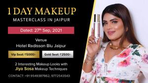 Dazzlerr :: 1 Day Makeup Masterclass Jaipur