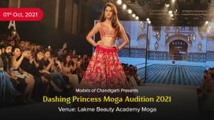 Dazzlerr :: Dashing Princess 2021 Moga Audition