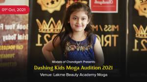 Dazzlerr :: Dashing Kids 2021 Moga Audition