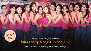 Dazzlerr :: Miss Tricity 2021 Moga Audition