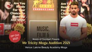 Dazzlerr :: Mr Tricity 2021 Moga Audition