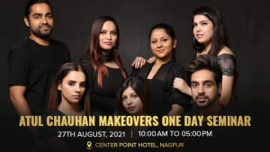 Dazzlerr :: Atul Chauhan Makeovers One Day Seminar