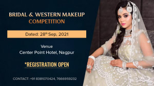Dazzlerr :: Bridal & Western Makeup Competition