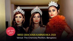 Dazzlerr :: Miss Gracious Karnataka 2021