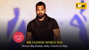 Dazzlerr :: Mr Fashion World 2021