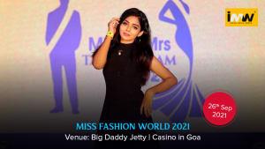 Dazzlerr :: Miss Fashion World 2021