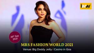 Dazzlerr :: Mrs Fashion World 2021