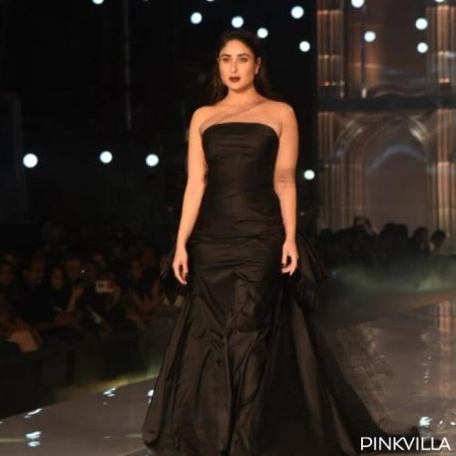 Dazzlerr: Kareena Kapoor Stuns as a Showstopper at Lakme Fashion Week for Gauri and Nainika