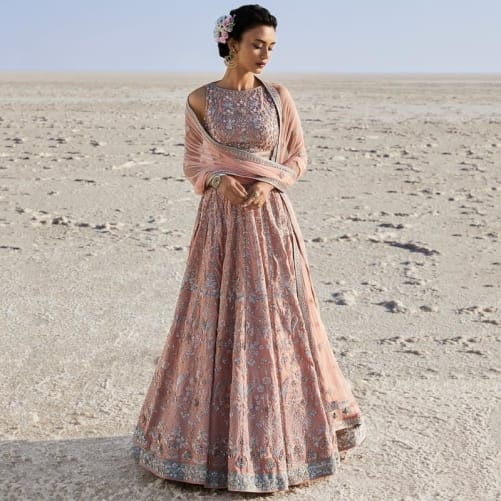 Dazzlerr: Anita Dongre's New Festive Collection 2019 Took 1200 Hours to Craft