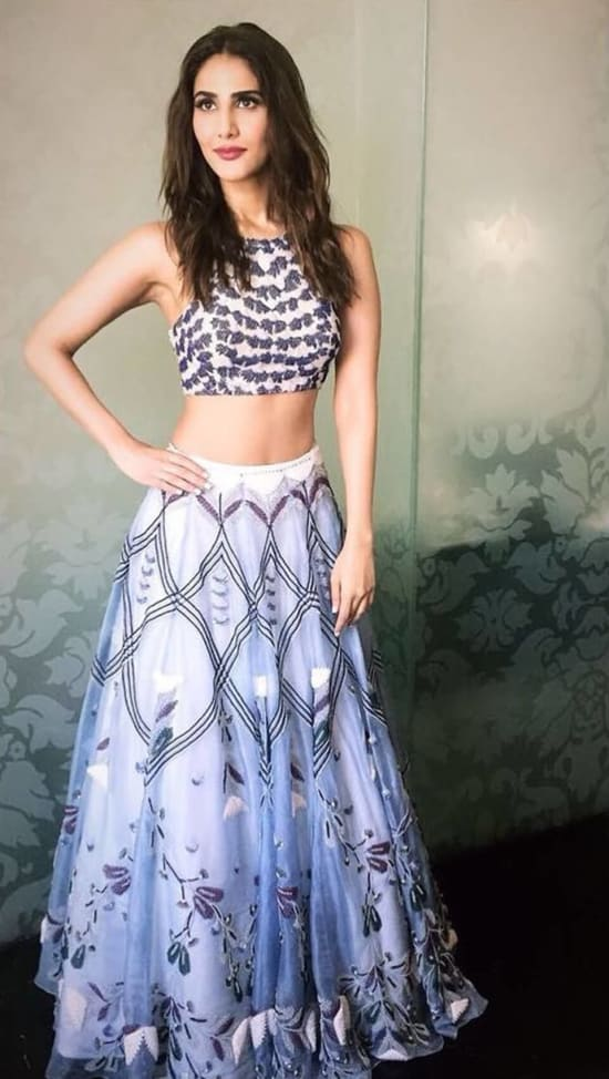 Dazzlerr - These Ethnic Outfits of Vaani Kapoor Could Be Your Next Choice For Your Best Friend's Wedding