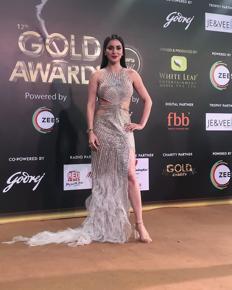 Dazzlerr: Best Dressed at The Gold Awards 2019