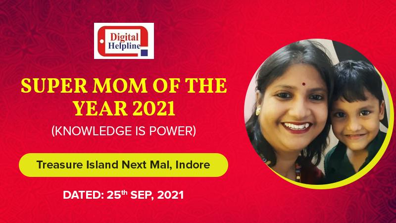 Dazzlerr :: SUPER MOM OF THE YEAR 2021