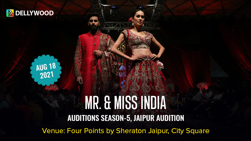 Dazzlerr :: Mr. & Miss India Auditions Season 5 Jaipur Audition