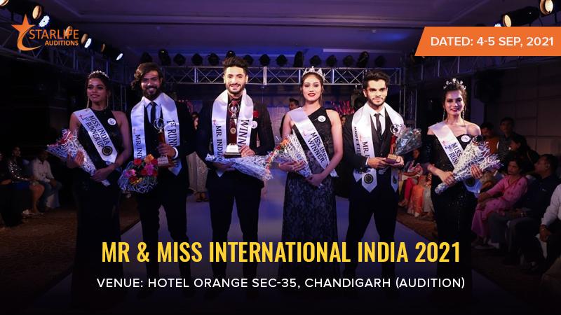 Dazzlerr :: Mr and Miss International India 2021