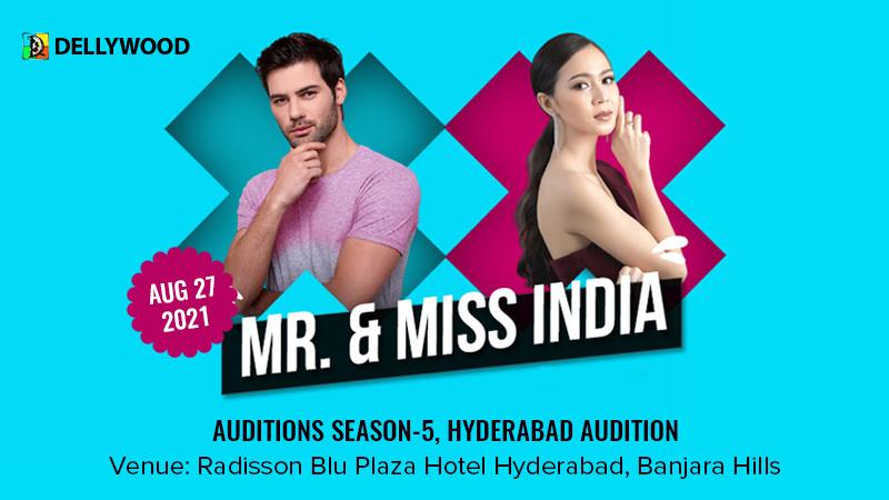 Dazzlerr :: Mr. & Miss India Auditions Season 5 Hydarabad Audition