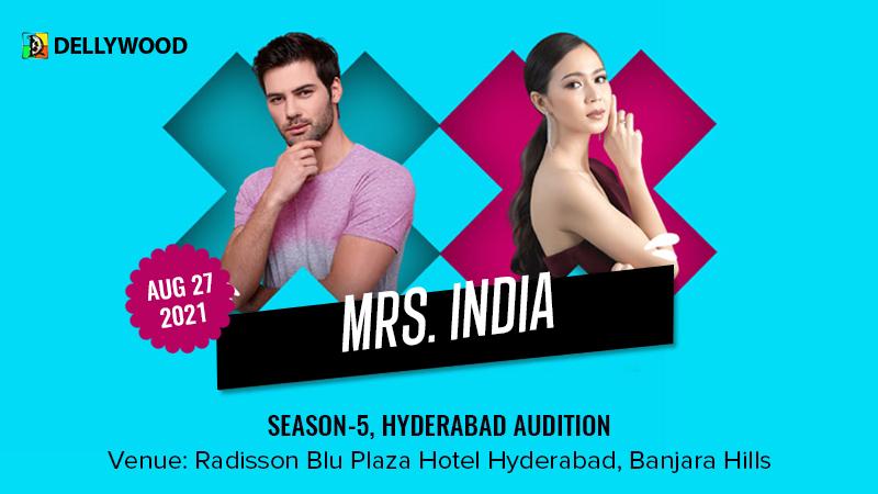 Dazzlerr :: Mrs. India Season 5 Hydarabad Audition