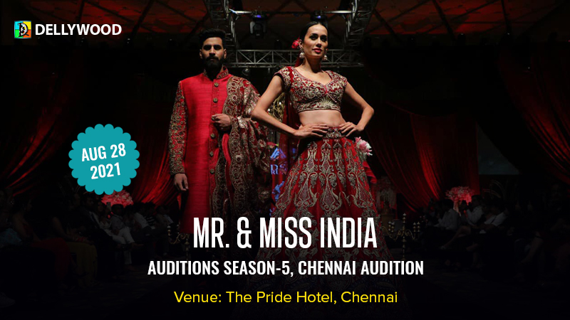 Dazzlerr :: Mr. & Miss India Auditions Season 5 Chennai Audition