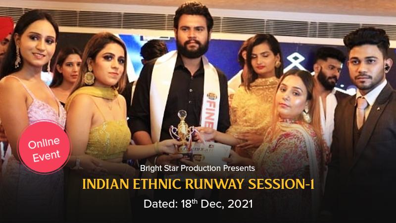 Dazzlerr :: INDIAN ETHNIC RUNWAY SESSION-1