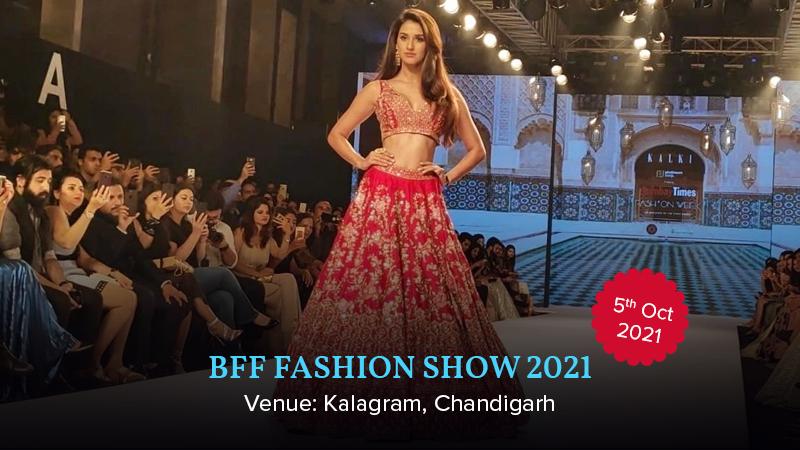 Dazzlerr :: BFF Fashion Show 2021