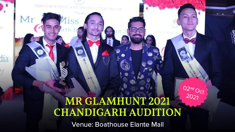 Dazzlerr :: Mr Glamhunt 2021 Chandigarh Audition