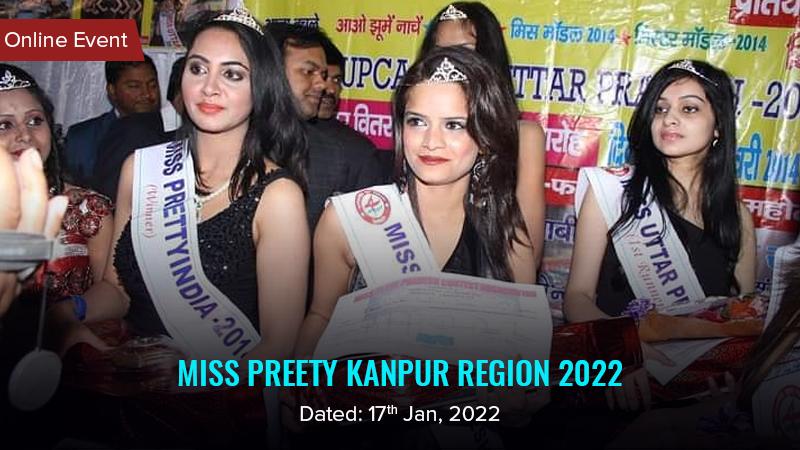 Dazzlerr :: Miss Preety Kanpur Region 2022