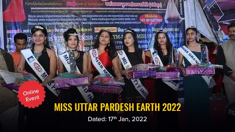 Dazzlerr :: Miss Uttar Pardesh Earth 2022