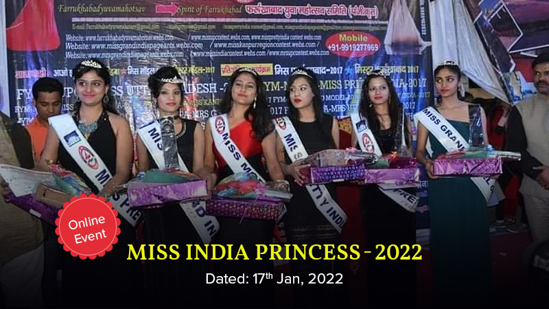 Dazzlerr :: Miss India Princess 2022