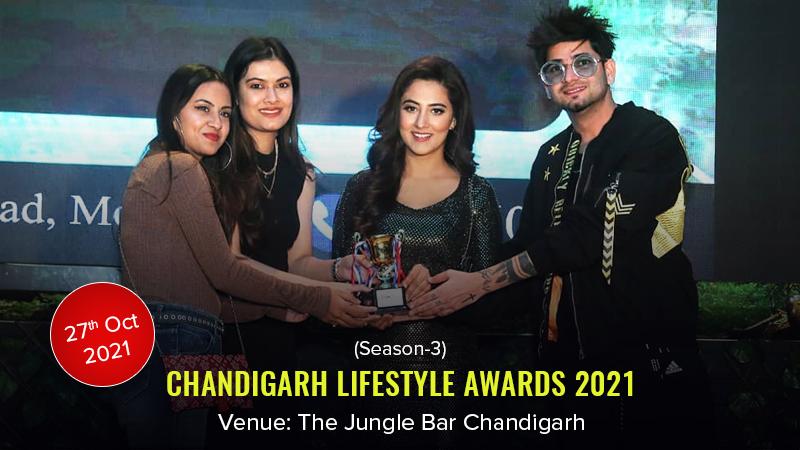Dazzlerr :: Chandigarh Lifestyle Awards 2021 Season 3