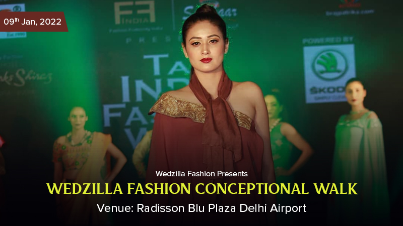 Dazzlerr :: Wedzilla Fashion Conceptional Walk