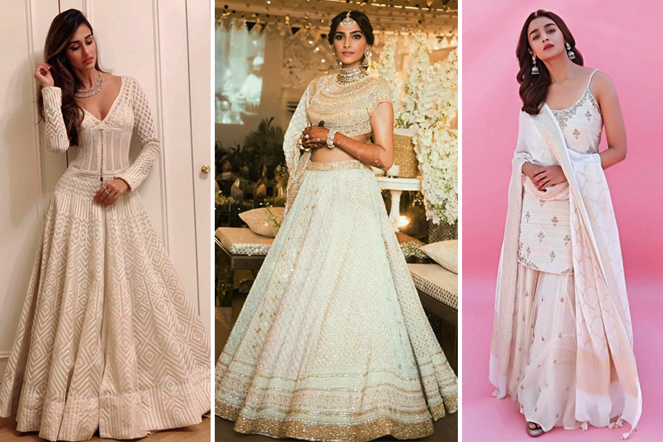 Dazzlerr - Planning to Wear White this Wedding Season? Check these Celeb Approved Ways