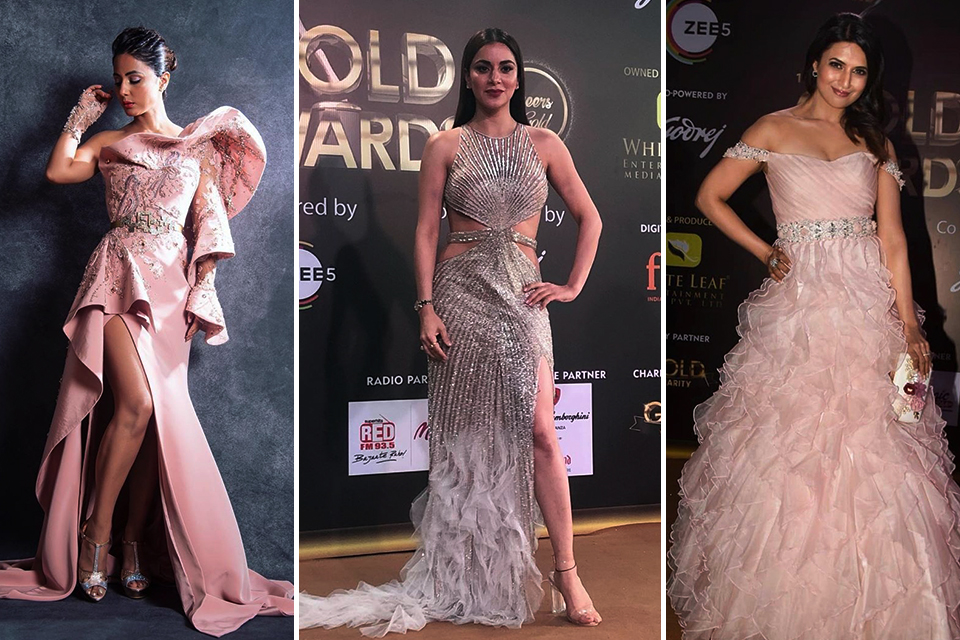Dazzlerr - Best Dressed at The Gold Awards 2019