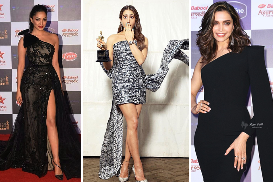 Dazzlerr - Bollywood Celebs Raise the Glam Quotient at Star Screen Awards 2019