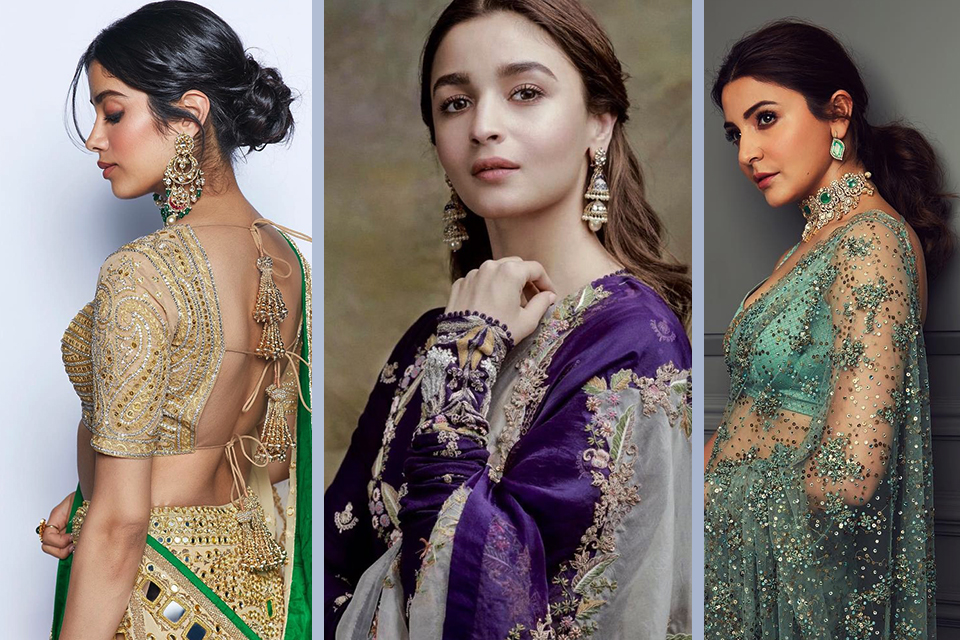 Dazzlerr - Decoding Our Favorite Celebrity Hairstyles for Wedding Guest