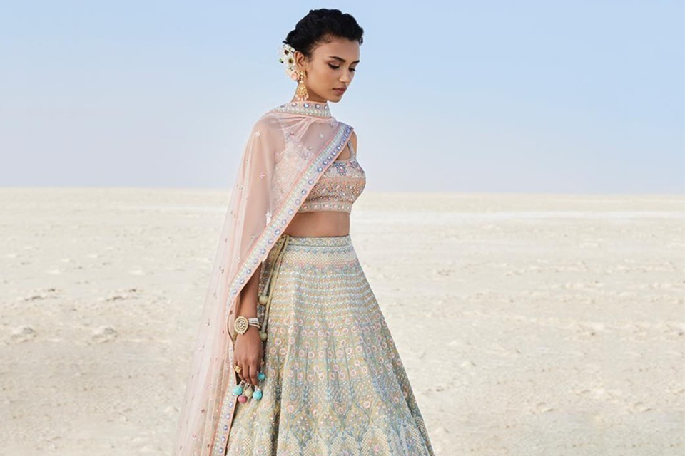 Dazzlerr - Anita Dongre's New Festive Collection 2019 Took 1200 Hours to Craft