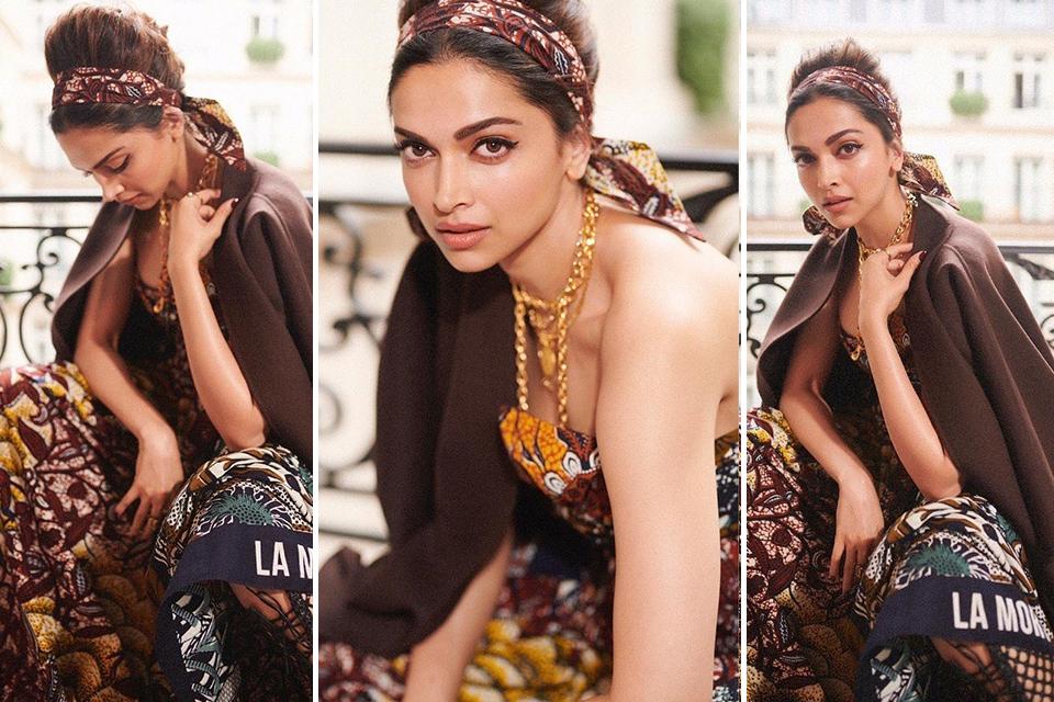 Dazzlerr - Deepika Padukone's Outfit at Dior Show in Paris is Fashion Goals